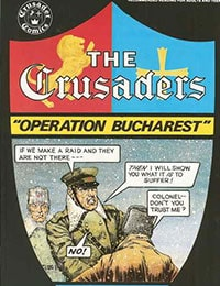Read The Crusaders (1974) comic online