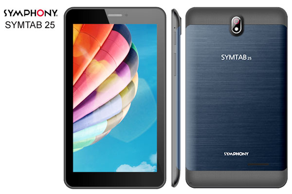 Symphony Symtab 25 MT6580 Flash File Frp Fix 7.0 Firmware
