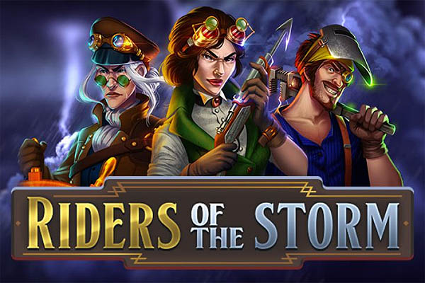 Main Gratis Slot Demo Riders of the Storm (Thunderkick)