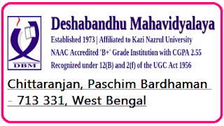 deshbandhu college merit list 2019  deshbandhu mahavidyalaya contact number  deshbandhu college merit list 2018  kulti college  khandra college  knu b ed admission  kazi nazrul university llb admission 2019  bc college recruitment Page navigation