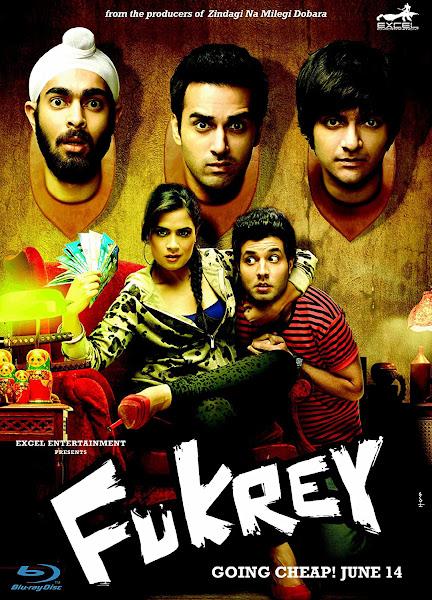 Fukrey 2013 Full Hindi Movie 720p BluRay