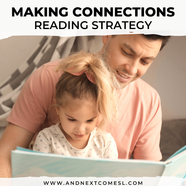 Making connections in reading comprehension - a simple strategy to use with hyperlexic kids