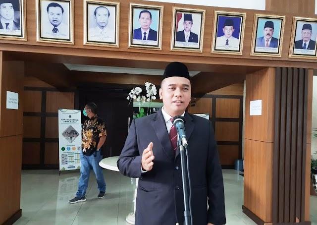 Penuhi Persyaratan dan Fasilitas, Bambang : DPRD Jabar Mendukung Rencana Sekolah Tatap Muka