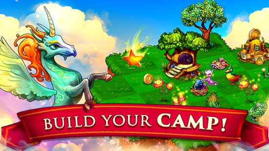 Merge Dragons Mod Apk For Android