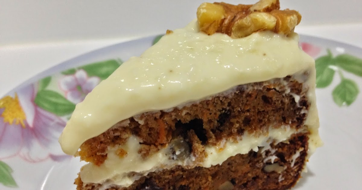 Carrot Cake Recipe No Icing: Lulumummy: Air Fryer Healthy Carrot Cake With Cream Cheese