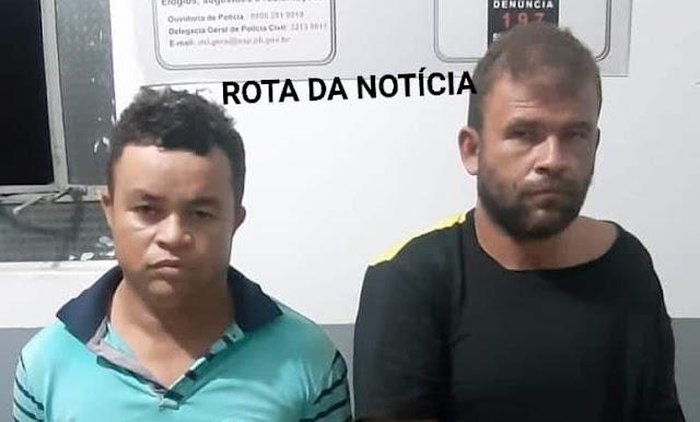 POLÍCIA DESARTICULA ESQUEMA DE RECEPTAÇÃO DE MOTOS ROUBADAS NA REGIÃO DE SOLÂNEA.