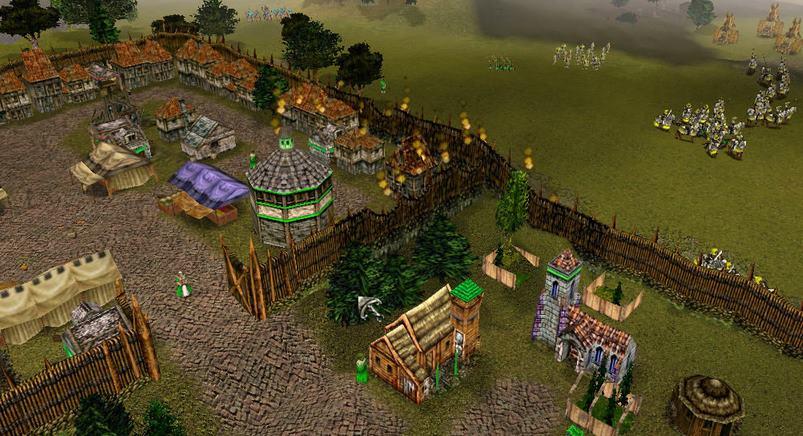 Warrior Kings PC Full Español