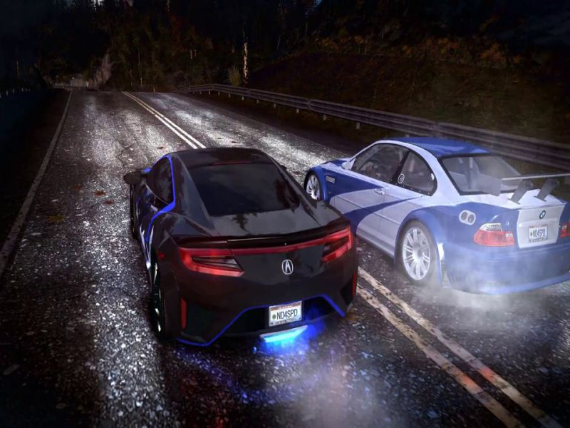 Need for Speed Most Wanted Remastered Edition PC Game Free Download
