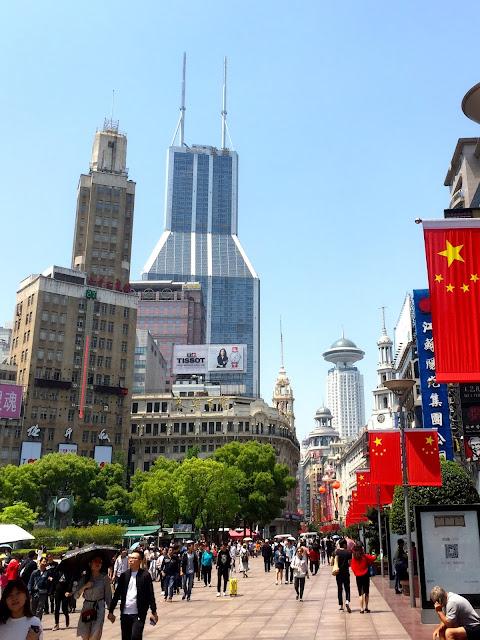East Nanjing, Shanghai, China