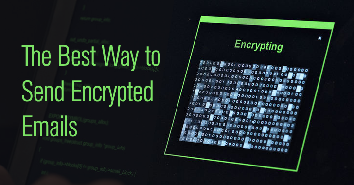 The Best Way to Send and Receive End-to-End Encrypted Emails