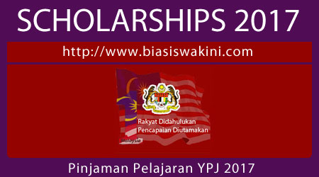 Pinjaman Pelajaran YPJ 2017