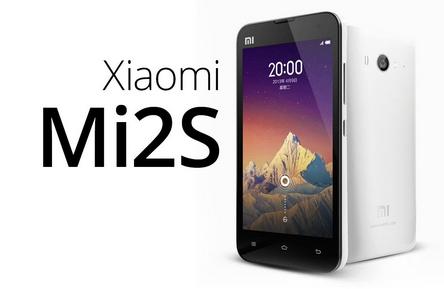 Spesifikasi Xiaomi Mi 2s