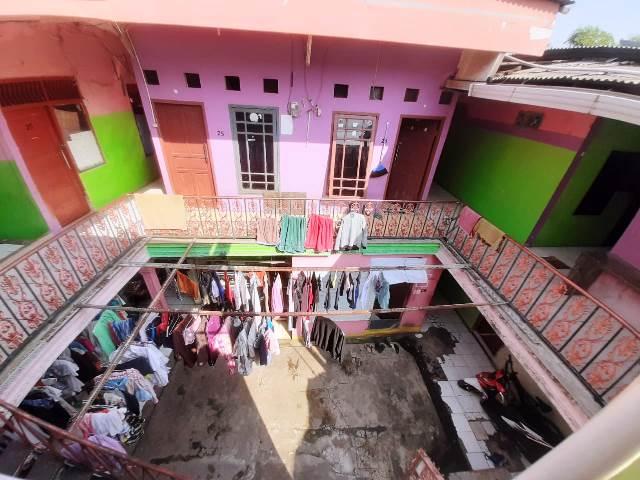 Jual Rumah Kontrakan 34 Pintu di Sandratex Rempoa Ciputat Timur Rp4 M
