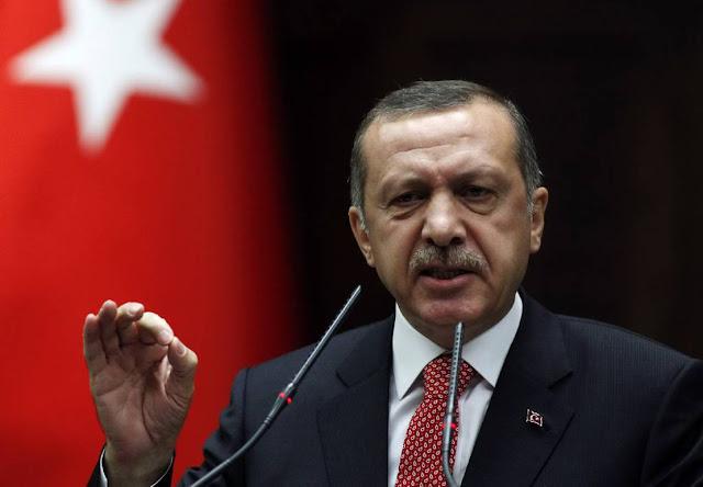 Ο Ερντογάν έχει ακυρώσει ήδη τη συνθήκη της Λοζάνης
