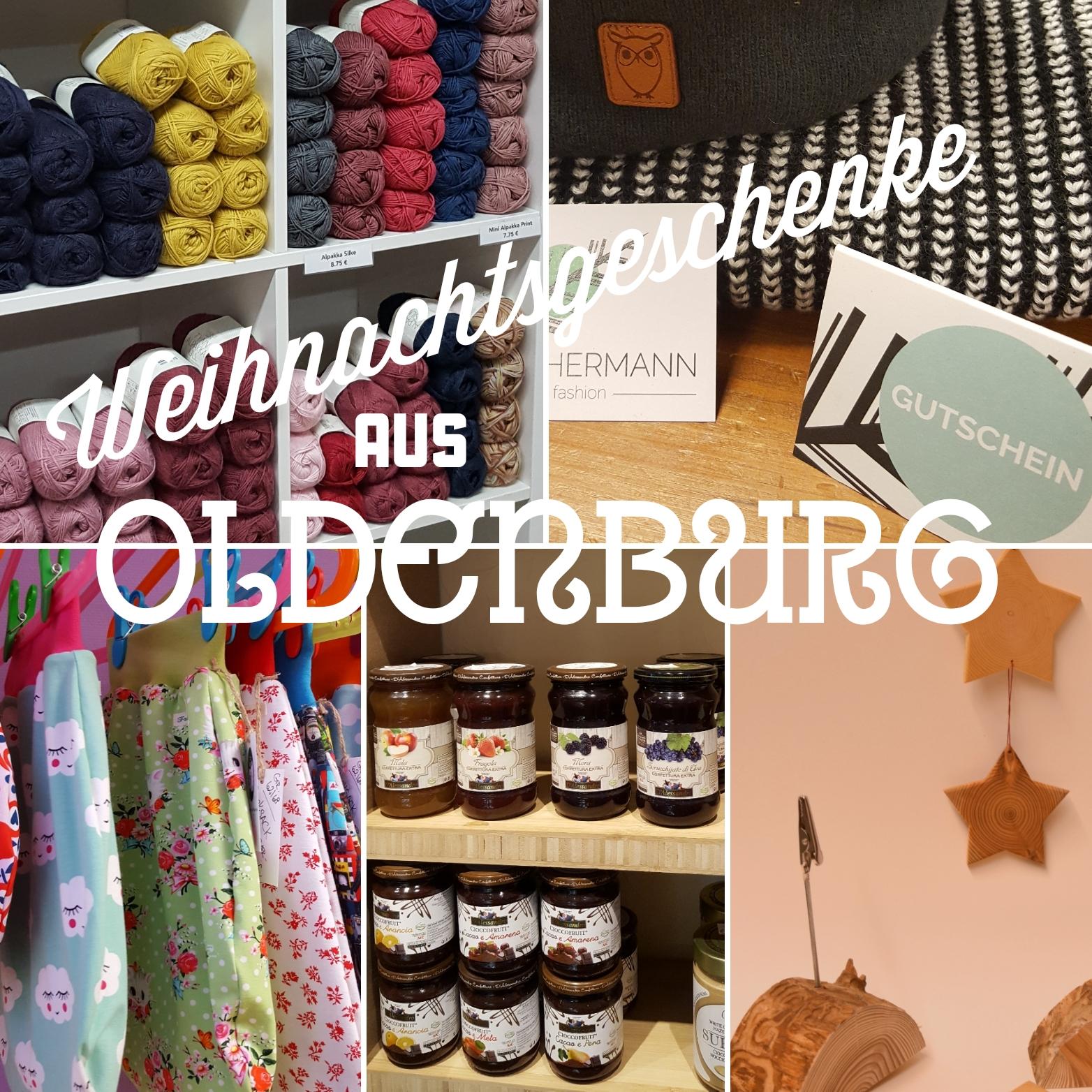 Weihnachtsgeschenke aus Oldenburg - Der Oldenburg Blog