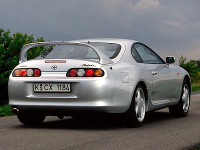 What ever happened to 90's coupes: Toyota Supra