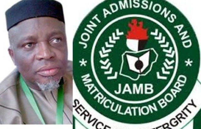 2020 UTME won't be suspended over coronavirus – Prof Oloyede, JAMB Registrar