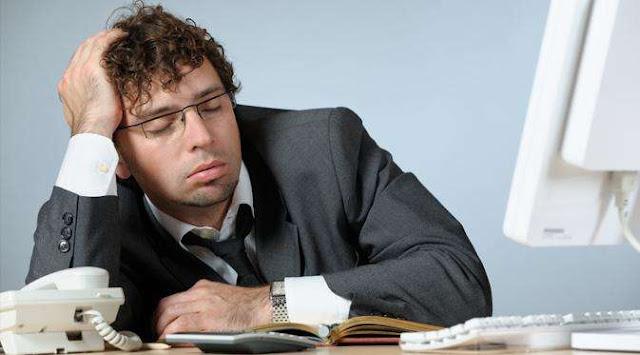 Taukah kamu Pekerjaan yang Bisa Membuat Kita Kurang Tidur