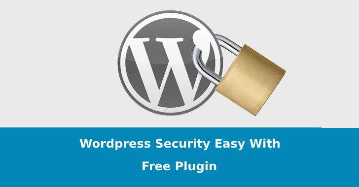 WordPress Security is Easier with this Free Plugin