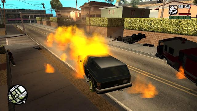 GTA San Andreas Ultimate Super Vehicle V2.0 Mod