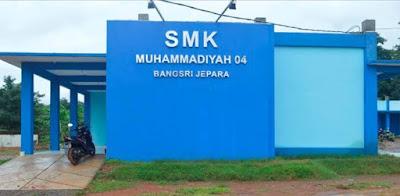 SMK Muhammadiyah 04 Bangsri Mengundang Anda Yang Memiliki Kemampuan Dan Komitmen Mengembangkan Dunia Pendidikan Untuk Bergabung Menjadi Tenaga Pengajar (Guru) lowongan pekerjaan