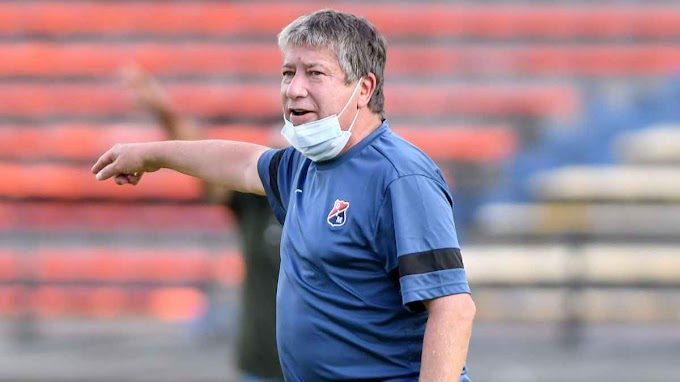 ¿Seguirá el 'Bolillo' Gómez al frente del Independiente Medellín? La respuesta que puso a pensar a los hinchas