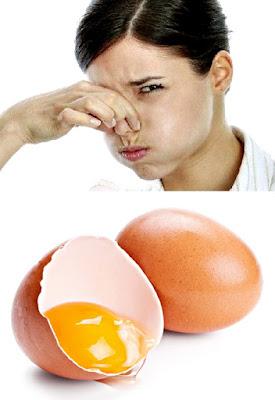 Comer huevos causa flatulencias pedos