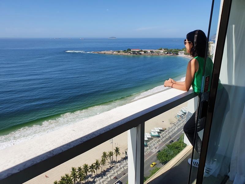 Hotel em Copacabana Rio Othon Palace