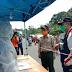 Bupati Agam Dampingi Wagub Sumbar Motivasi dan Support  Petugas Piket