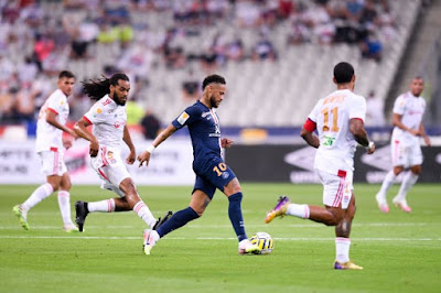 ركلات الترجيح تمنح باريس سان جيرمان لقب كأس الرابطة على حساب ليون