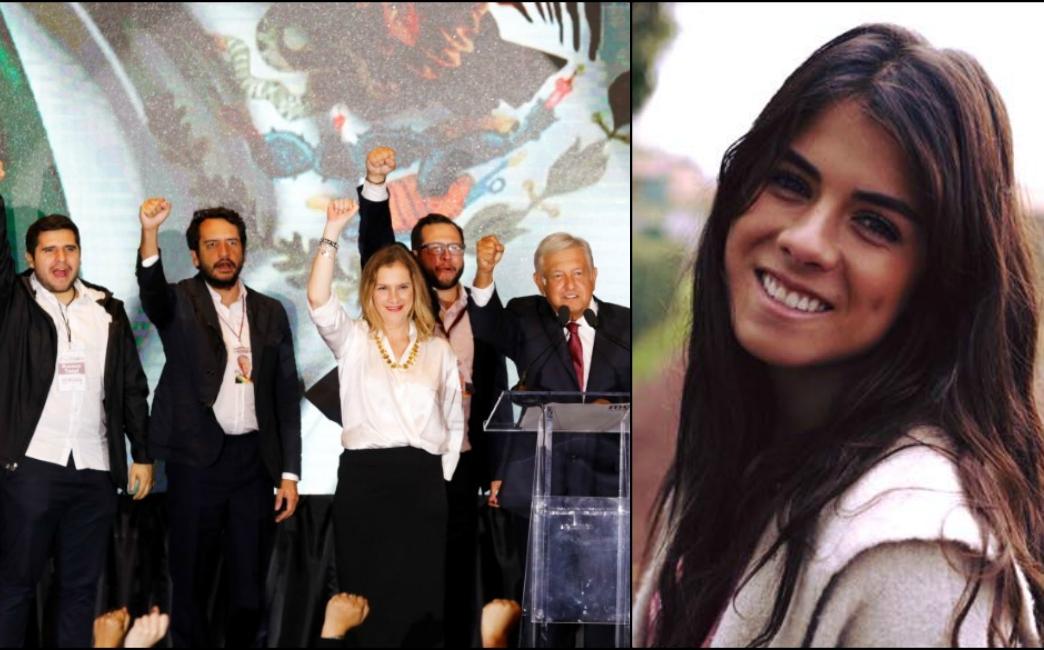 Paulina hija de Peña Nieto manda consejo a hijos de AMLO