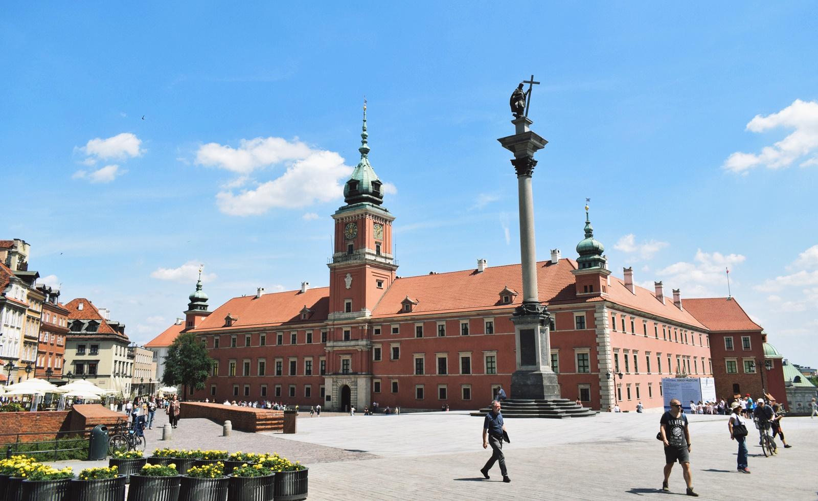 Wycieczkowo | Warszawa