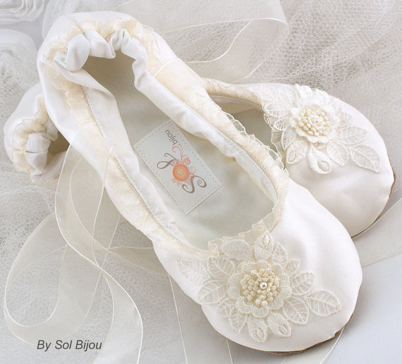 Ballet Flats For Wedding