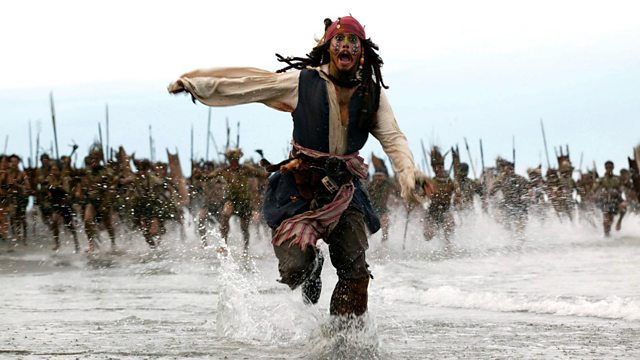Best Action Scenes of All-Time: Pirates of the Caribbean Edition