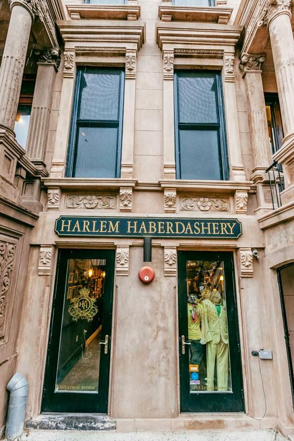 Christopher Stewart, Eating Fabulously, Harlem Haberdashery, 5001 Flavors