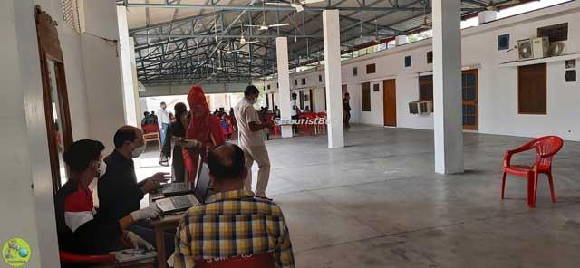 vaccination centre santan dharam mandir premnagar dehradun
