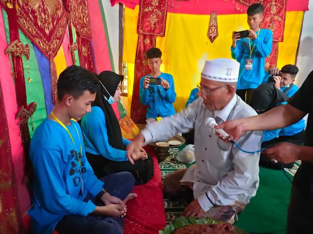 BNPB Adakan Kegiatan Jejak Tradisi