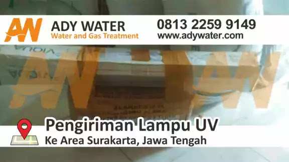 jual lampu uv sterilisasi air