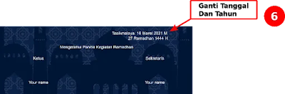 Free Sertifikat : Desain Sertifikat Pesantren Ramadhan elegant