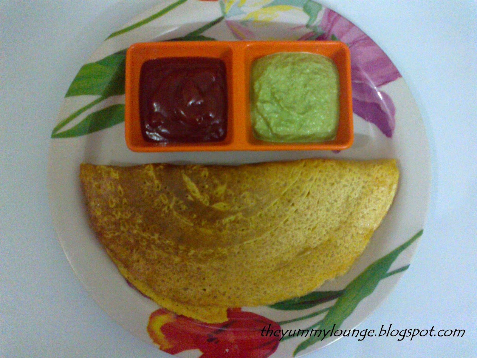 Besan Ka Cheela Recipe - Pudla - Chickpea Pancake