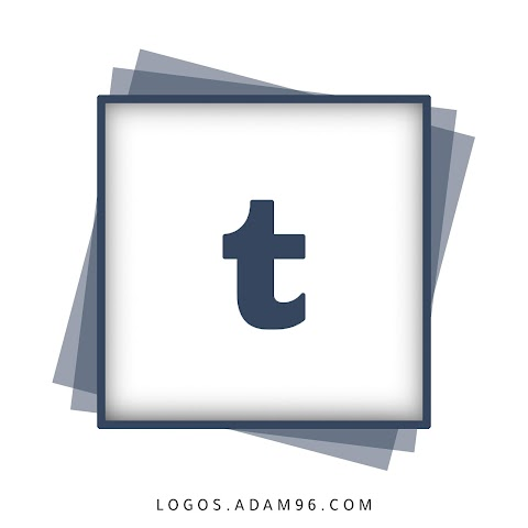 Download Logo Tumblr PNG With High Quality