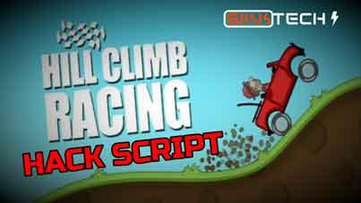 hill climb racing hack script