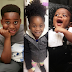 Comedian Bovi shares adorable photo of his kids to celebrates children's day