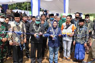 Hadiri Launching Jagung Hibrida, Sekda Minta Pembinaan Berkelanjutan