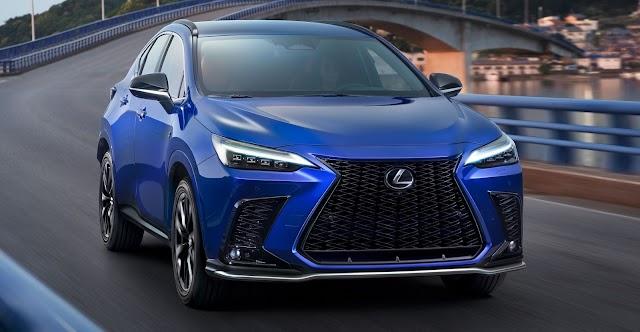 Lexus Yeni Nesil NX SUV'un Dünya Prömiyerini Gerçekleştirdi