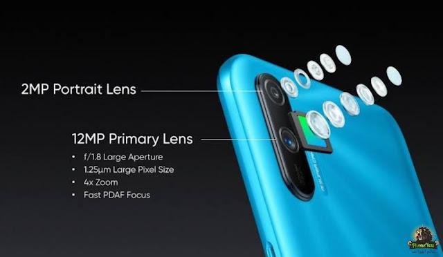 realme c3 camera - كاميرا ريلمي سي 3