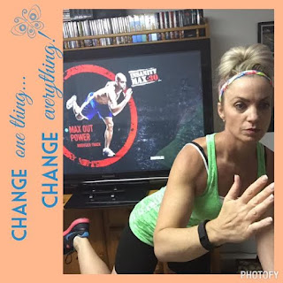 Insanity Max 30 review, 30 minute workout, weight loss, the butterfly effect, change one thing, change everything, vanessamc246, vanessa mclaughlin, Insanity, Shaun T, workout