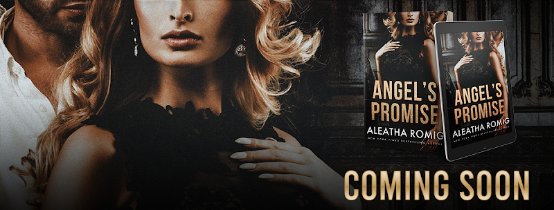 Cover Reveal: Angel's Promise by Aleatha Romig