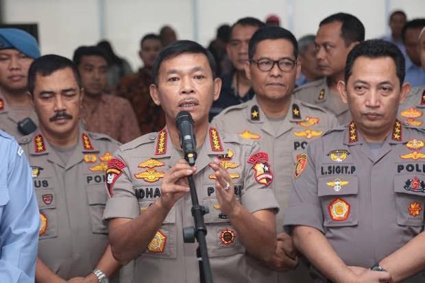 Kombes Pol Ibrahim Tompo, Polri Pastikan Tetap Awasi Protokol Kesehatan Usai Maklumat Kapolri Dicabut