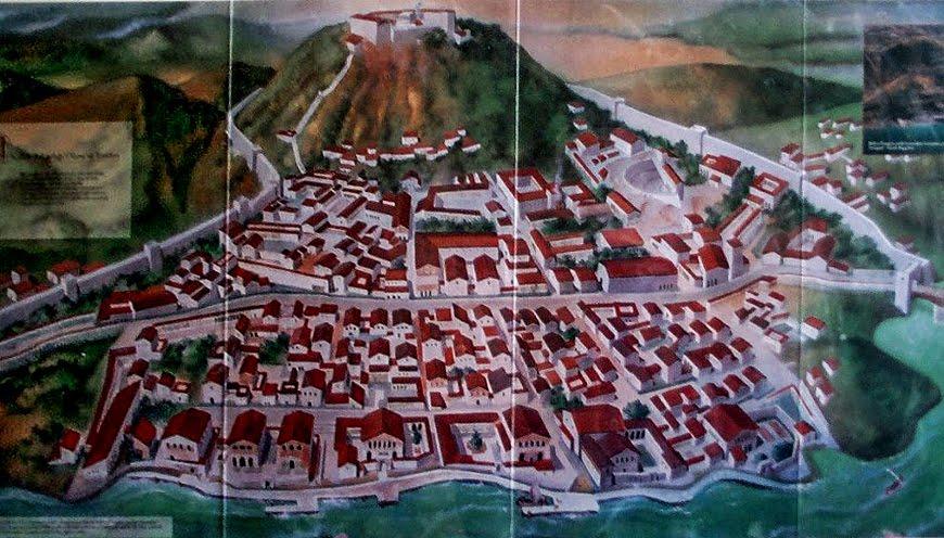 Μία ελληνική πόλη κάτω από τα νερά του Ευφράτη. Η ΣΕΛΕΥΚΕΙΑ – ΖΕΥΓΜΑ